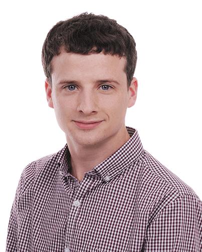 Darren McHugh Microbiologist