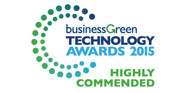Business Green Technology Awards 2015