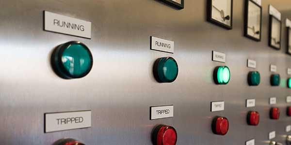 NVP Energy Control Panel