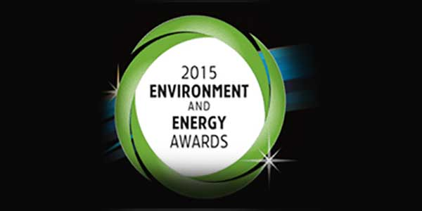 2015 Environment & Energy Award Winners
