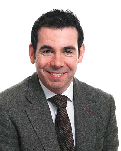 Michael Murray Managing Director NVP Energy