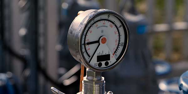 NVP Energy Pressure Guage